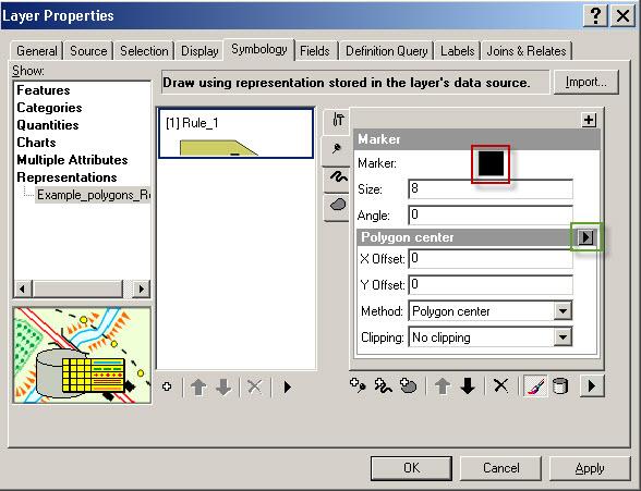 Exprodat | Complex Symbols and Cartographic Representations - Exprodat