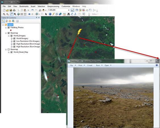 Exprodat | Geotagging fieldwork photos - Exprodat