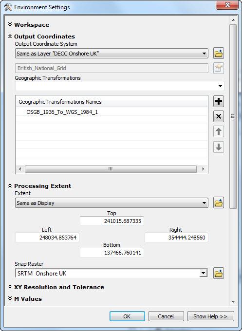 Exprodat | Converting Rasters to XYZ ASCII Files - Exprodat